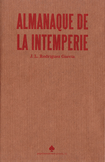almanaque de la intemperie